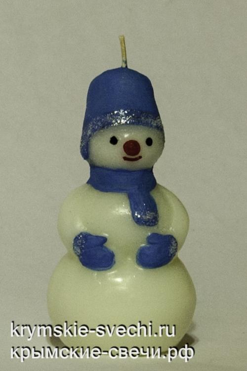 Снеговичок