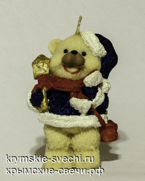 Новогодний мишка