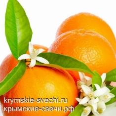 """Ароматизатор (отдушка) """"Спелый апельсин""""."""